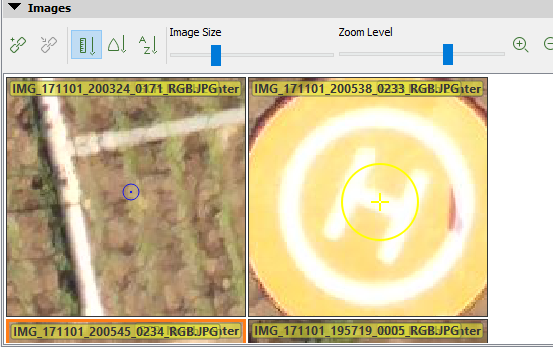 Post Processing with Pix4d and Ground Control Points — GFC Guides to