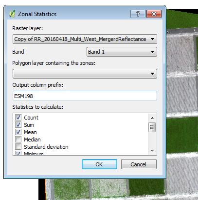Analyze sUAS Data with QGIS — GFC Guides to Geospatial Tools 1